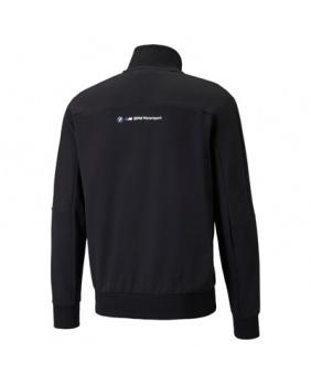 Sweat zippé BMW noir