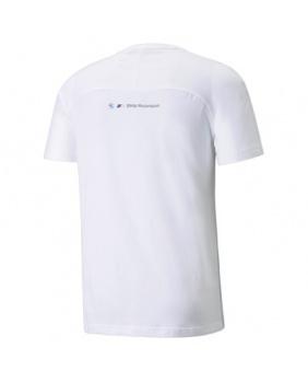 T-shirt BMW Motorsport blanc