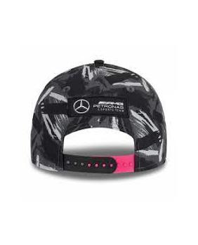 Casquette Mercedes esports GP limited BLKGRA